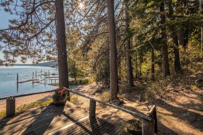 Coeur D'alene, Dalton Gardens Single Family Home For Sale: 1460 W Swede Bay Rd