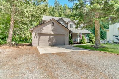 Hayden, Hayden Lake Single Family Home For Sale: 12597 N Emerald Dr