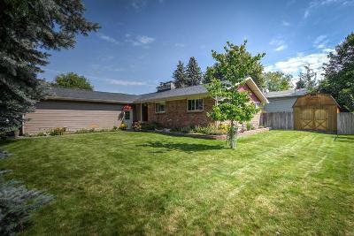 Hayden Single Family Home For Sale: 10378 N Bateman St