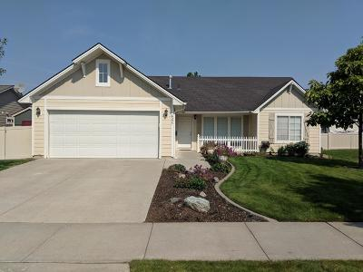 Rathdrum Single Family Home For Sale: 6595 W Soldier Creek Ave