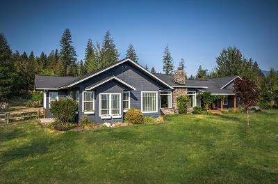 Sandpoint Single Family Home For Sale: 52 Ravenwood Lane