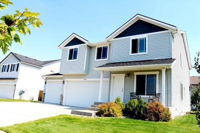 Hayden Single Family Home For Sale: 8410 N Boysenberry Loop