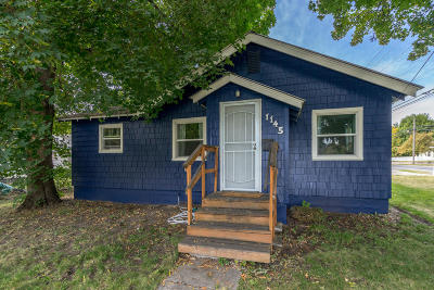 Coeur D'alene Single Family Home For Sale: 1145 N 11th St