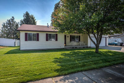 Rathdrum Single Family Home For Sale: 8326 W Colorado St