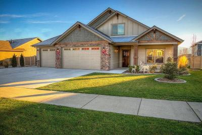Post Falls Single Family Home For Sale: 1350 W Watercress Avenue