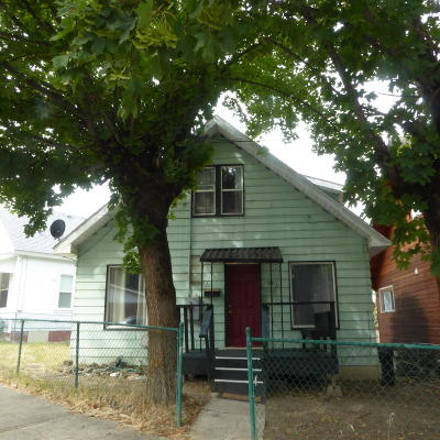 Kellogg Single Family Home For Sale: 24 Kellogg Ave