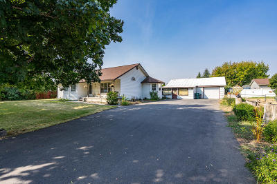 Hayden Single Family Home For Sale: 10385 N Reed Rd