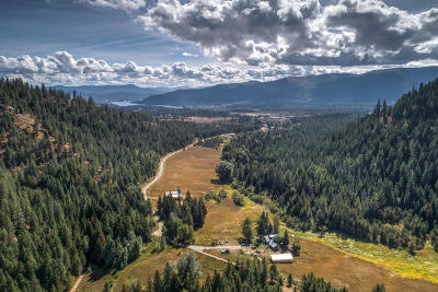 Priest River Residential Lots & Land For Sale: 1781 Bodie Canyon Road
