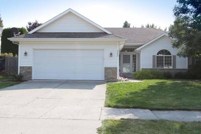 Hayden Single Family Home For Sale: 9283 N Castle Way