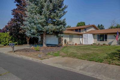 Hauser Lake, Post Falls Single Family Home For Sale: 209 Sunset Dr