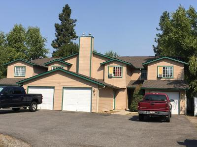Post Falls Multi Family Home For Sale: 3625 E 2nd Ave