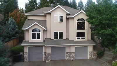 Coeur D'alene, Dalton Gardens Single Family Home For Sale: 7850 N Westview Dr