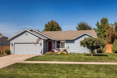 Hayden Single Family Home For Sale: 1381 W Tanager Ave