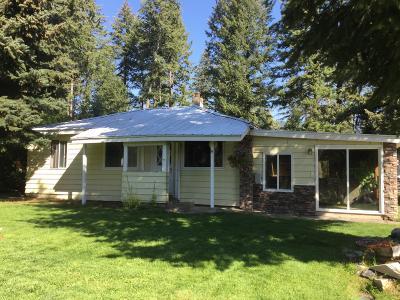 Rathdrum Single Family Home For Sale: 7775 W Lorelei Ln