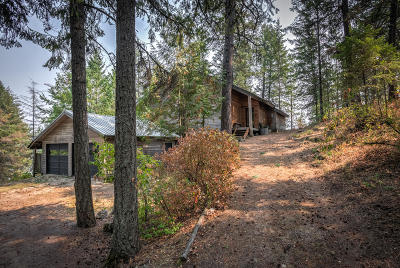Sandpoint Single Family Home For Sale: 21120 Us-2
