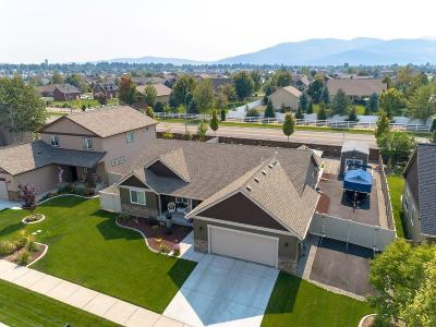 Post Falls Single Family Home For Sale: 1526 W Watercress Ave