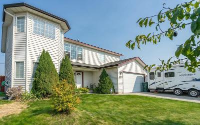 Hauser Lake, Post Falls Single Family Home For Sale: 920 N Regal Ct