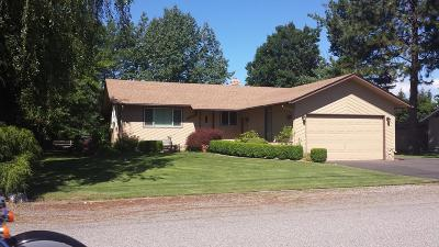 Hayden Single Family Home For Sale: 10225 N Reed Rd
