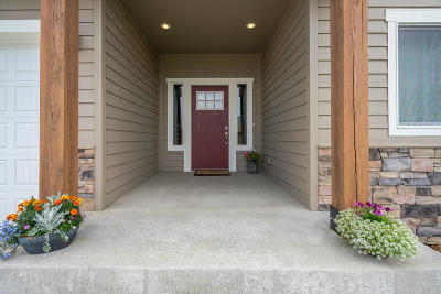 Rathdrum Single Family Home For Sale: 14160 N Pristine Cir