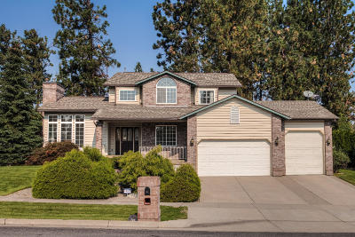 Post Falls Single Family Home For Sale: 731 N Dundee Dr