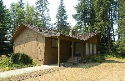Priest River Single Family Home For Sale: 3130 Hwy 2