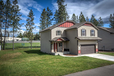 Rathdrum Single Family Home For Sale: 6945 W Christine St