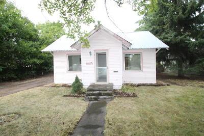 Coeur D'alene Single Family Home For Sale: 715 E Birch Ave