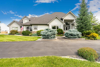 Post Falls Single Family Home For Sale: 3402 N Serenity Ave