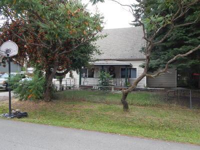 Rathdrum Single Family Home For Sale: 14928 N Stevens St