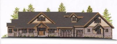 Kootenai County Single Family Home For Sale: NKA W Foothill Dr