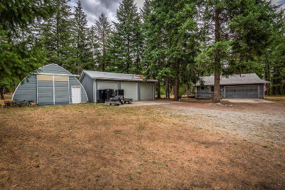Rathdrum Single Family Home For Sale: 14570 N Starrina Rd