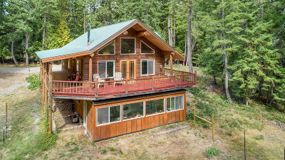 Bonners Ferry Single Family Home For Sale: 483 Shamrock Rd