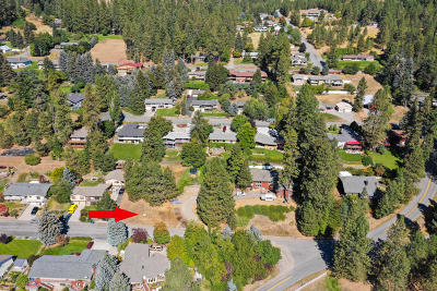 Coeur D'alene Residential Lots & Land For Sale: NNA E Lilly Dr.