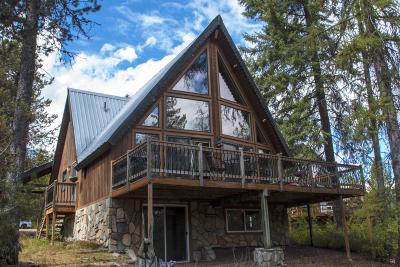 Priest Lake, Priest River Single Family Home For Sale: 107 Island View Ln