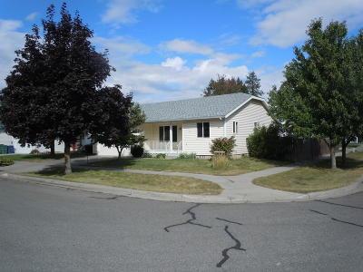 Hauser Lake, Post Falls Single Family Home For Sale: 911 E 11th Ave