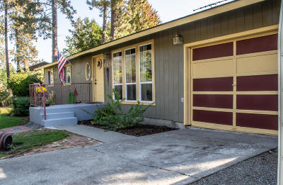 Rathdrum Single Family Home For Sale: 14626 N Parkway St