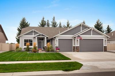 Hayden Single Family Home For Sale: 9478 N Prince William Loop