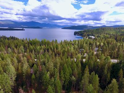 Priest Lake Residential Lots & Land For Sale: 1077(appx) Kalispell Bay Rd