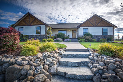 Post Falls Single Family Home For Sale: 3094 W Fisher Ave