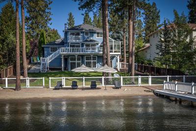 Post Falls Single Family Home For Sale: 5531 E Shoreline Dr