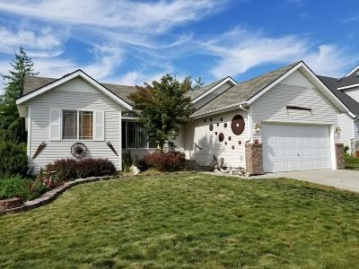 Hauser Lake, Post Falls Single Family Home For Sale: 2805 N Shooting Star St