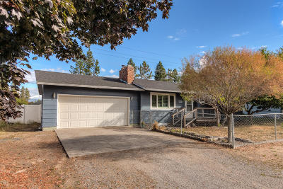 Hauser Lake, Post Falls Single Family Home For Sale: 309 E 23rd Ave