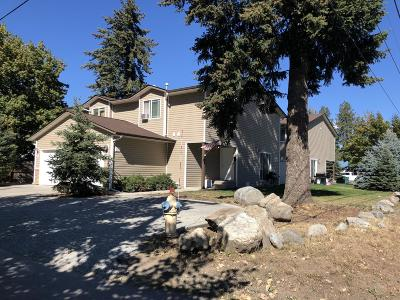 Post Falls Multi Family Home For Sale: 101 W 17th Ave