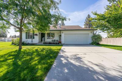 Hauser Lake, Post Falls Single Family Home For Sale: 2400 N Settlement Trl