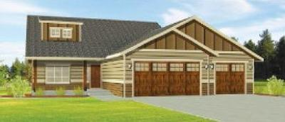 Rathdrum Single Family Home For Sale: 14605 N Pristine Cir