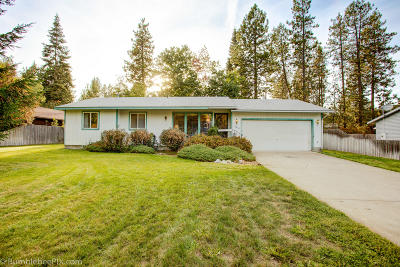 Rathdrum Single Family Home For Sale: 14863 N Boxwood St