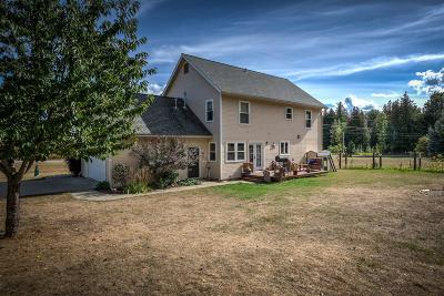 Sandpoint Single Family Home For Sale: 70 Leisure Lane