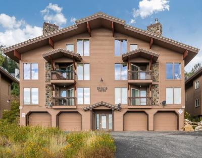 Sandpoint Condo/Townhouse For Sale: 155 Crystal Springs Rd #403