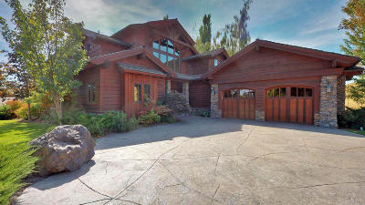 Coeur D'alene Single Family Home For Sale: 6066 W Quartzite Ln