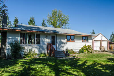 Hauser Lake, Post Falls Single Family Home For Sale: 4117 E Horsehaven Ave